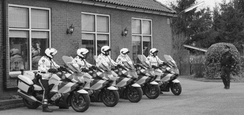politie-motoragenten